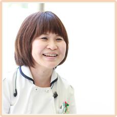 歯科助手・総合チーフ 川合輝美