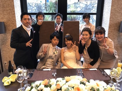 HAPPY Wedding (≧∇≦)_7990